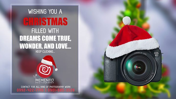Wishing you a #Christmas filled with dreams come true, wonder, and love. #KeepClicking  Memento Photography Premal Pandya Clickography Dip's Clickography  #Photography #FashionPhotography #Prewedding #MementoPhotography