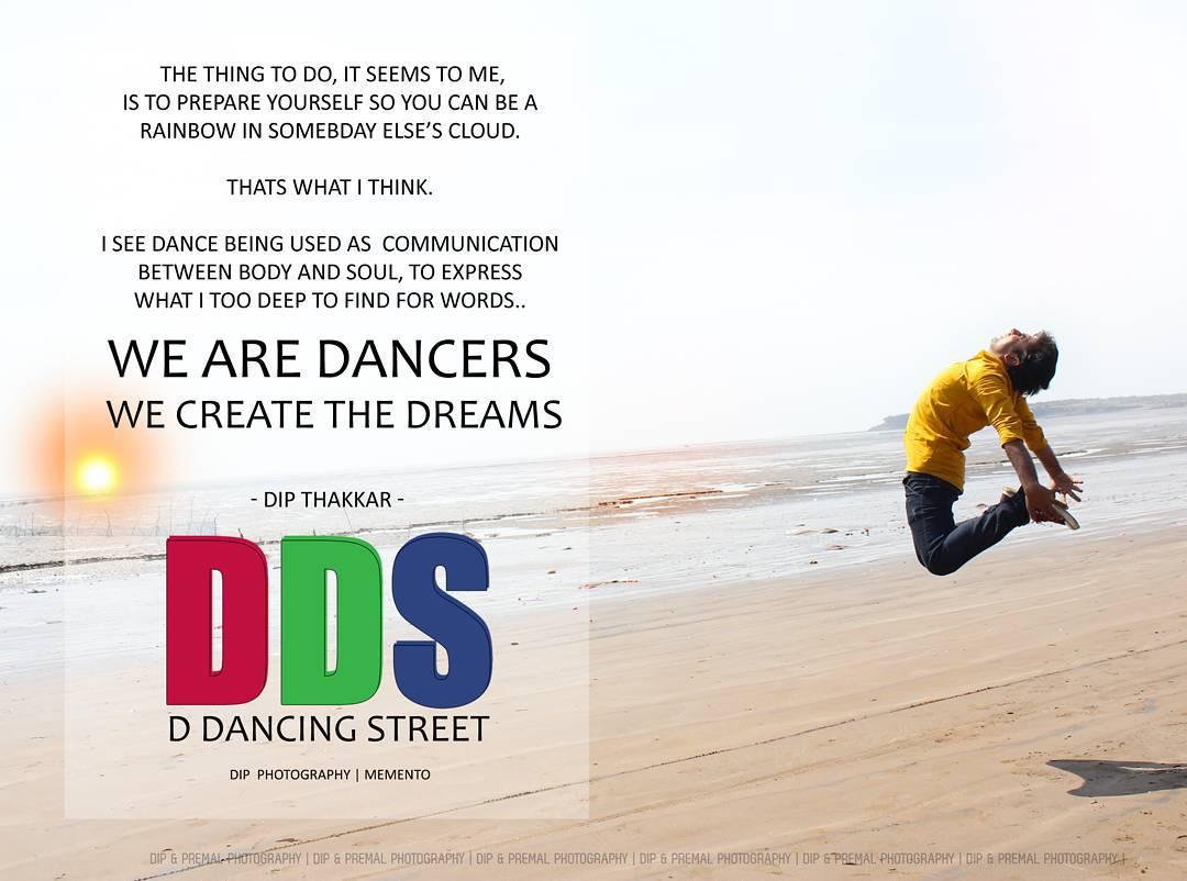 #selfie Team D DANCING STREET