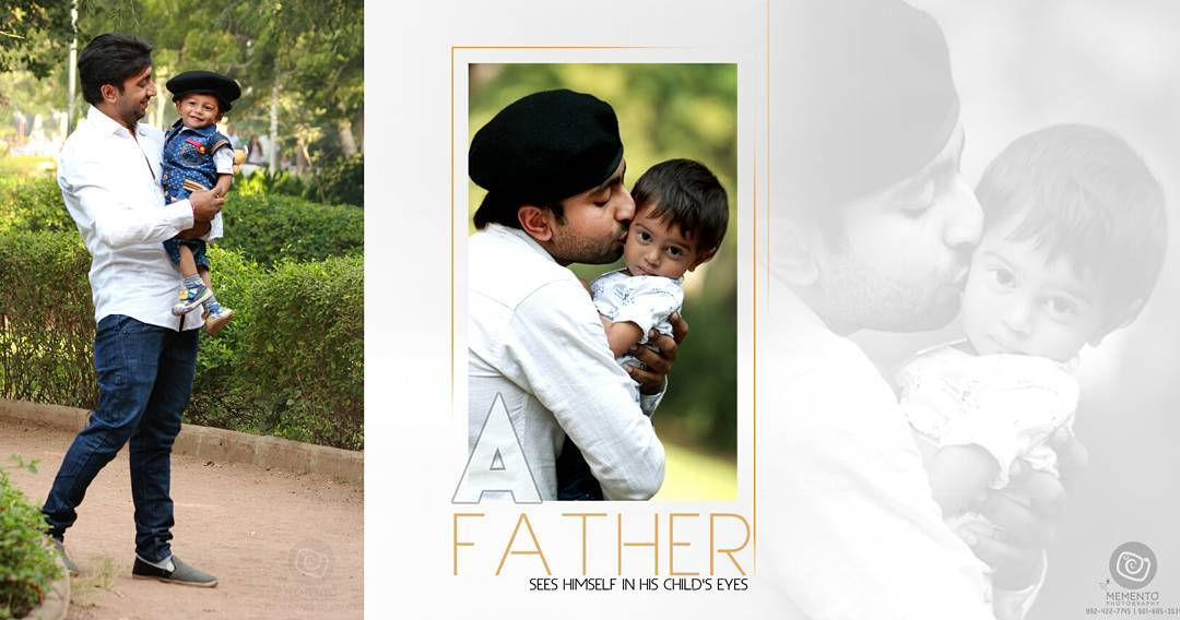 Happy Fathers Day. A Father sees himself in his child's Eyes.. #happyfathersday #fathersday #parentshood #bestfeeling