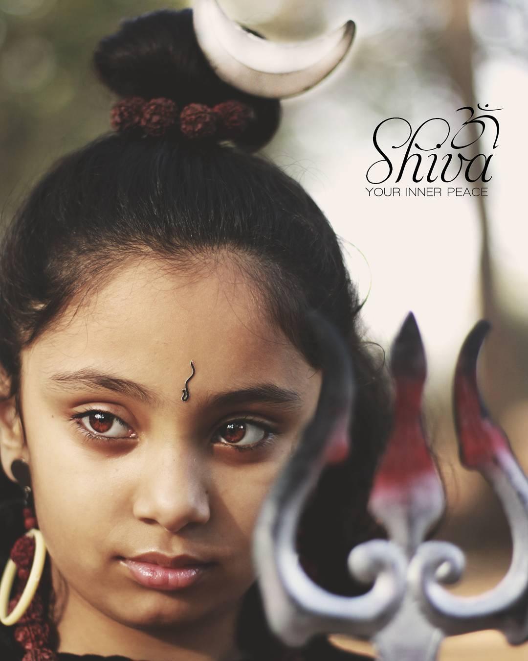 Ohm Shiva | Your inner Peace. Featuring : Helly  Maha Shivratri Concept Shoot  #om #ohmShiva #omshiv #omshiva #Shivratri #LordShiva #festival #India #gujaratifestivals #shivlord #conceptphotoshoot #photography #kidsphotography #kidsshoot #picofday #photography #photooftheday #photographerslife #instagram #instagramgood #_indiasb