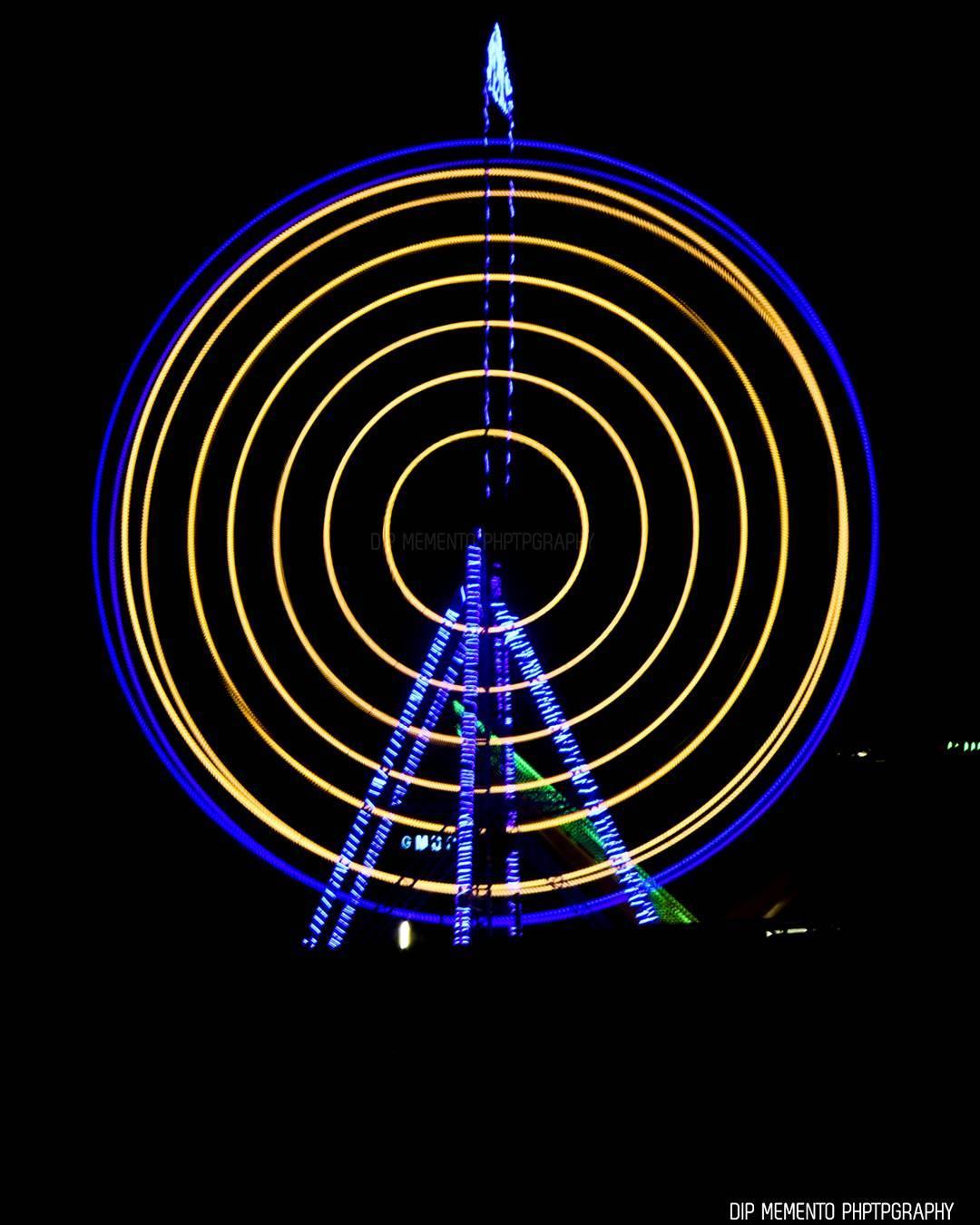 Long Exposure Ferries Wheel ..... #longexposure #ferrieswheel #photography #photoholic #photographers_of_india #amdavad #ahmedabad #ahmedabadphotography #lightpainting #light #thoughts #canon #nikon #photooftheday #travel #art  #picoftheday #beautiful #instagram #instagood #photos  #photograph#picture  #summer #pic  #love #indiaclicks  #foto4everofficial #like4like #likeforlike