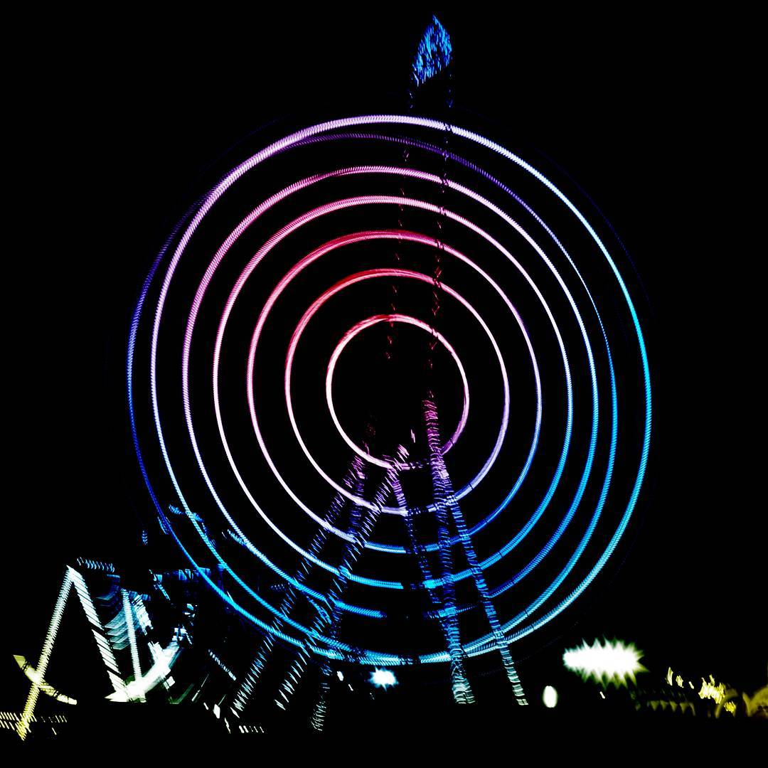 Long Exposure Ferries Wheel ..... #longexposure #ferrieswheel #photography #photoholic #photographers_of_india #amdavad #ahmedabad #ahmedabadphotography #apnuamdavad #lightpainting #light #thoughts #canon #nikon #photooftheday #travel #art  #picoftheday #beautiful #instagram #instagood #photos  #photograph#picture  #summer #pic  #love #indiaclicks  #foto4everofficial