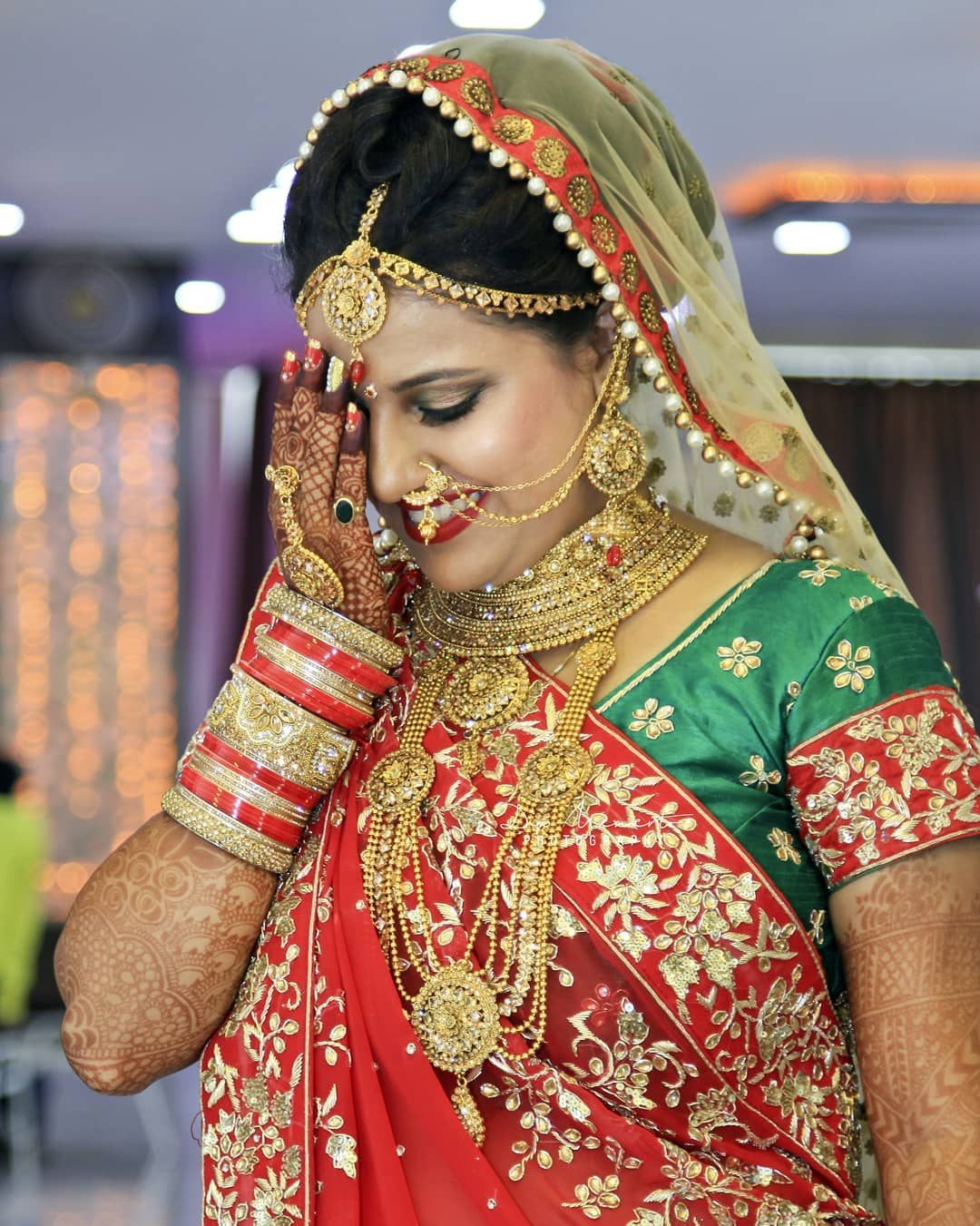 The Bride. With the grace and elegance, there she comes to the most important days in her life. ✨✨✨✨✨✨✨✨✨✨✨✨✨✨✨✨✨ Wedding Portraits Shoot:#dipmementophotography@dip_memento_photography @dipthakkar.clickerhttps://www.facebook.com/photographybydip/✨✨✨✨✨✨✨✨✨✨✨✨✨✨✨✨✨#india #indian #photo #photography#photographer #pic #storiesofindia#candidshoot #indianphotography#indianphotographers #canvasofindia#weddingportrait #streetphotographyindia#ahmedabad #oph #official_photographers_hub#indianshutterbugs #indiaclicks #_coi#india_everyday #i_hobbygraphy #igersoftheday#ahmedabad_diaries #dslr_official#weddingphotographer #indianphotography#photographers_of_india #destinationwedding