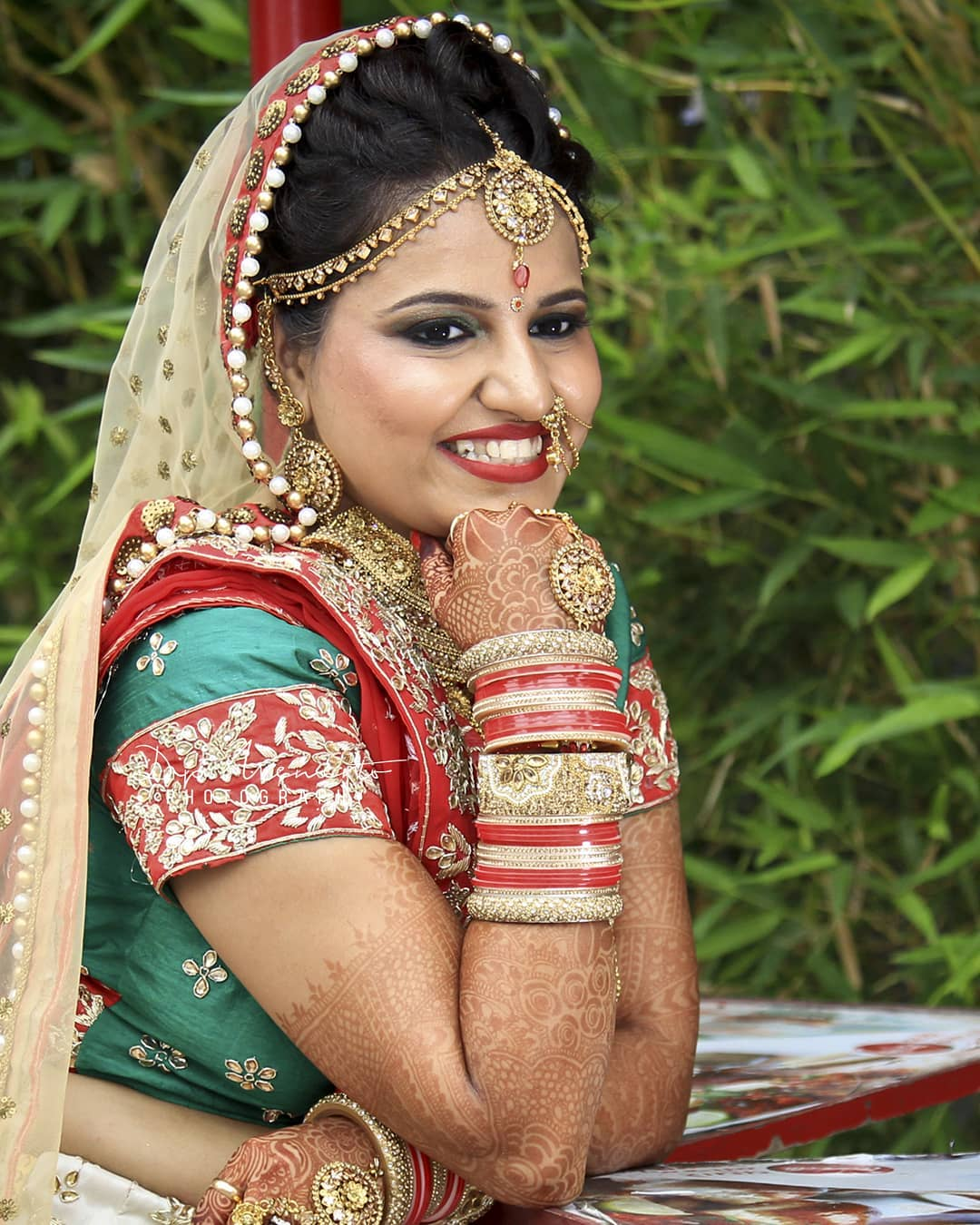 Happy Bride. ✨✨✨✨✨✨✨✨✨✨✨✨✨✨✨✨✨ Wedding Portraits Shoot:#dipmementophotography@dip_memento_photography @dipthakkar.clickerhttps://www.facebook.com/photographybydip/✨✨✨✨✨✨✨✨✨✨✨✨✨✨✨✨✨#india#indian#photo#photography#photographer#pic#storiesofindia#candidshoot#indianphotography#indianphotographers#canvasofindia#weddingportrait#streetphotographyindia#ahmedabad#oph#official_photographers_hub#indianshutterbugs#indiaclicks#_coi#india_everyday#i_hobbygraphy#igersoftheday#ahmedabad_diaries#dslr_official#weddingphotographer#indianphotography#photographers_of_india#destinationwedding
