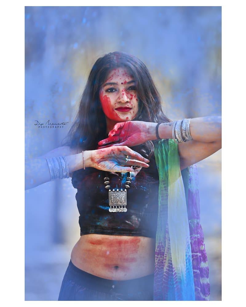 Dip Memento Photography,  traditionalholiconcept, dip_memento_photography, memento_photography, holi, happyholi, color, holishoot, colursfestival, IndianFestival, indianculturee, indianpictures, ahmedabad, gandhinagar, bloggers, bloggerstyle, bloggerslife, indianblogger, indianwomen, indian, indiangirl, fashionbloggers, fashionblog, ethnic, CapturedOnCanon, fashion, photography, model, fashionmodel, sassy, holifestival