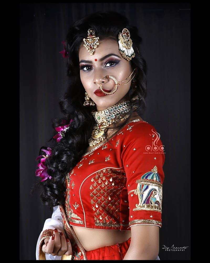 Glimpse of Bridal and Western Makeup photoshoot, Botad- April 2019. 🔹🔷🔸🔶🔹🔷🔸🔶🔹🔷🔸🔶 Makeup, Hairstyle @_aagna_beauty_care and Team InFrame:  @nilam_mistry_ Supporting: @ashish.kotadiya.75 Photography : @dip_memento_photography @meandmyphotography11 Style Guide : Parth Thakkar 🔶🔸🔷🔹🔶🔸🔷🔹🔶🔸🔷🔹 #ahmedabad #photography#bridalmakeup #makeup #artist #dressyourfacelive  #indianwedding #weddingevent #weddingmakeup #weddingmakeover #weddingbells #weddingbrigade #weddingwire #weddingfashion #instawedding #indianbride #brideswag #weddinghairstyle #bridephotography #weddingphotography #hotbride #bridemakeup #bridehairstyle #bridemakeover #indiandulhan #instagram #instalove #instabride #brideoftheday #followus  @wedzo.in @blissindianweddingguide @eventilaindia @shaadisaga @bridalaffairind  @kaleeralover  @alcantaramakeup @the_indian_wedding @indian__wedding @indiagramwedding @weddingz.in @wedmegood @wedabout @weddingplz @weddingsonline.india @weddingdream @weddingnet @indianweddingbuzz