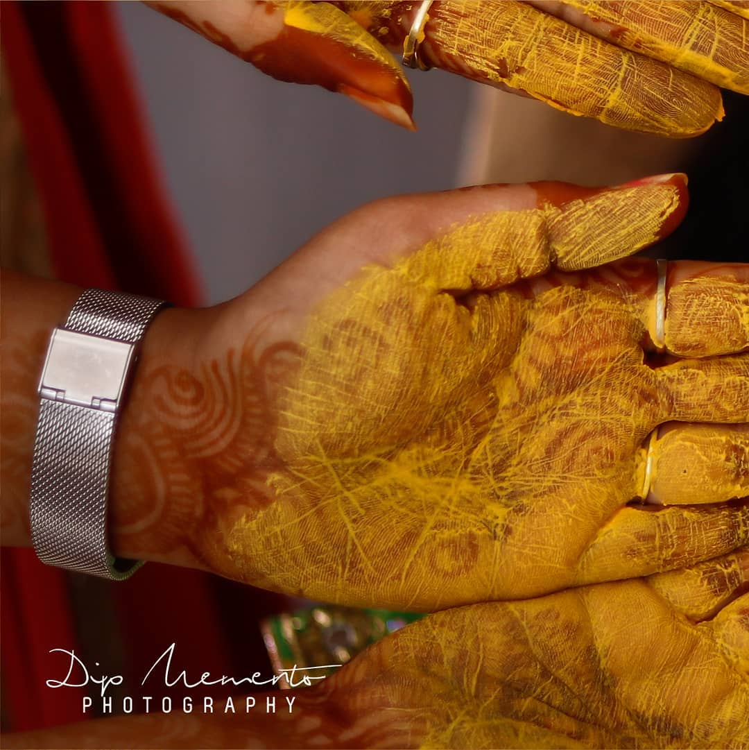 When you are eternally beautiful inside, your picture radiate and the happiness that is captured is truly eternal... . . Priya's Haldi Ceremony👩... #couplesgoals 🎆✨🎆✨🎆✨🎆✨🎆✨🎆✨ Wedding Shoot @dip_memento_photography @meandmyphotography11 Book your 2019-20  shoot 9924227745 🎆✨🎆✨🎆✨🎆✨🎆✨🎆✨ #weddingdiaries❤️#wedding #bride #groom #indianwedding #royalwedding  #couple #weddingtrend #couplediaries  #bridallook  #weddingphotography #candidmoments #candidphotographer #royalwedding #dipmementophotography #haldiceremony #haldi #weddingdiaries  #colourful  #indianbride #bridalgoals