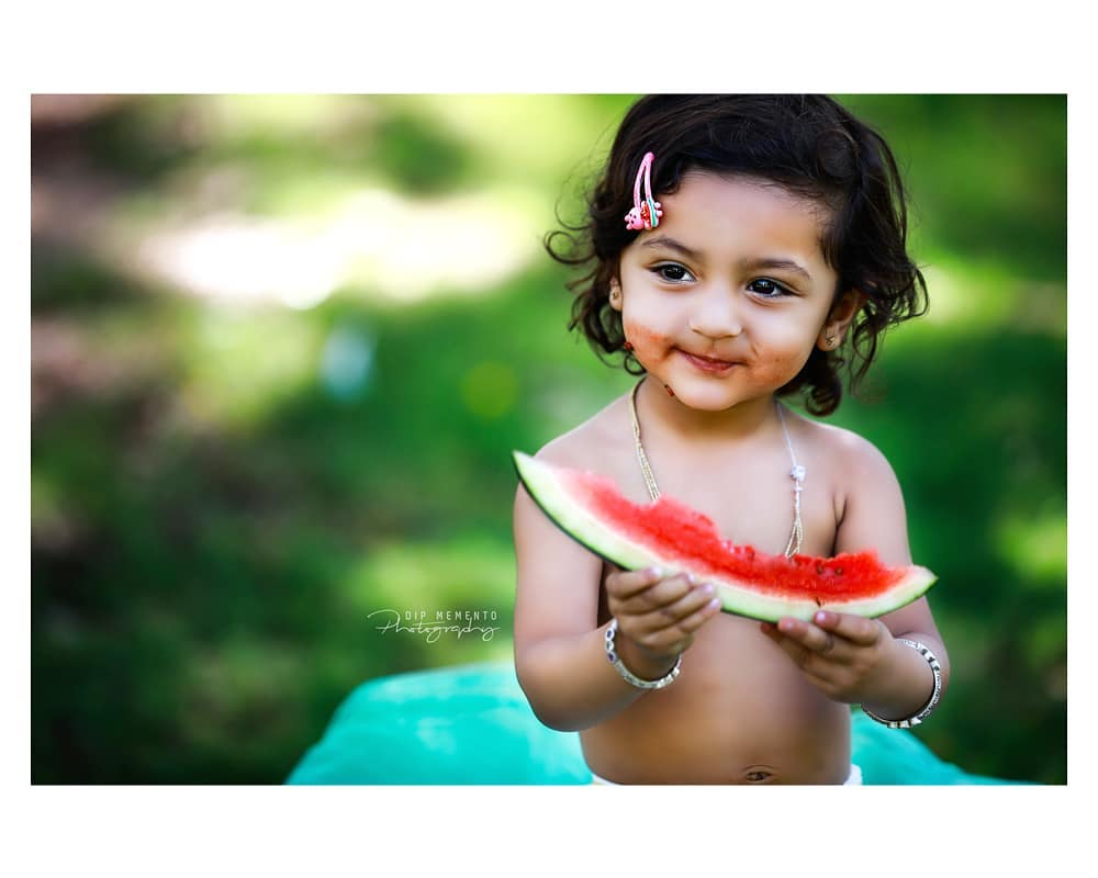 😋🍉🍉🍉 Watermelon Season.... 🍉🍉🍉😋 . .  Baby/Kids Photography : 9924227745 @dip_memento_photography @meandmyphotography11  @sky_clicks_feelms . . #kidsphotography  #littletoes #tinystars #instaking  #loved #summerstyle #watermelon #instakids #greens #natural #cute #instakids #fineartphotography #india #ahmedabad #kidsphotoshoot  #babyphotoshoot #babyphotography  #picoftheday  #loved #blessed  #indiankids #indianmoms #kids  #dipmementophotography #motherhood #momblogger #kidsstyle #mommyblogger