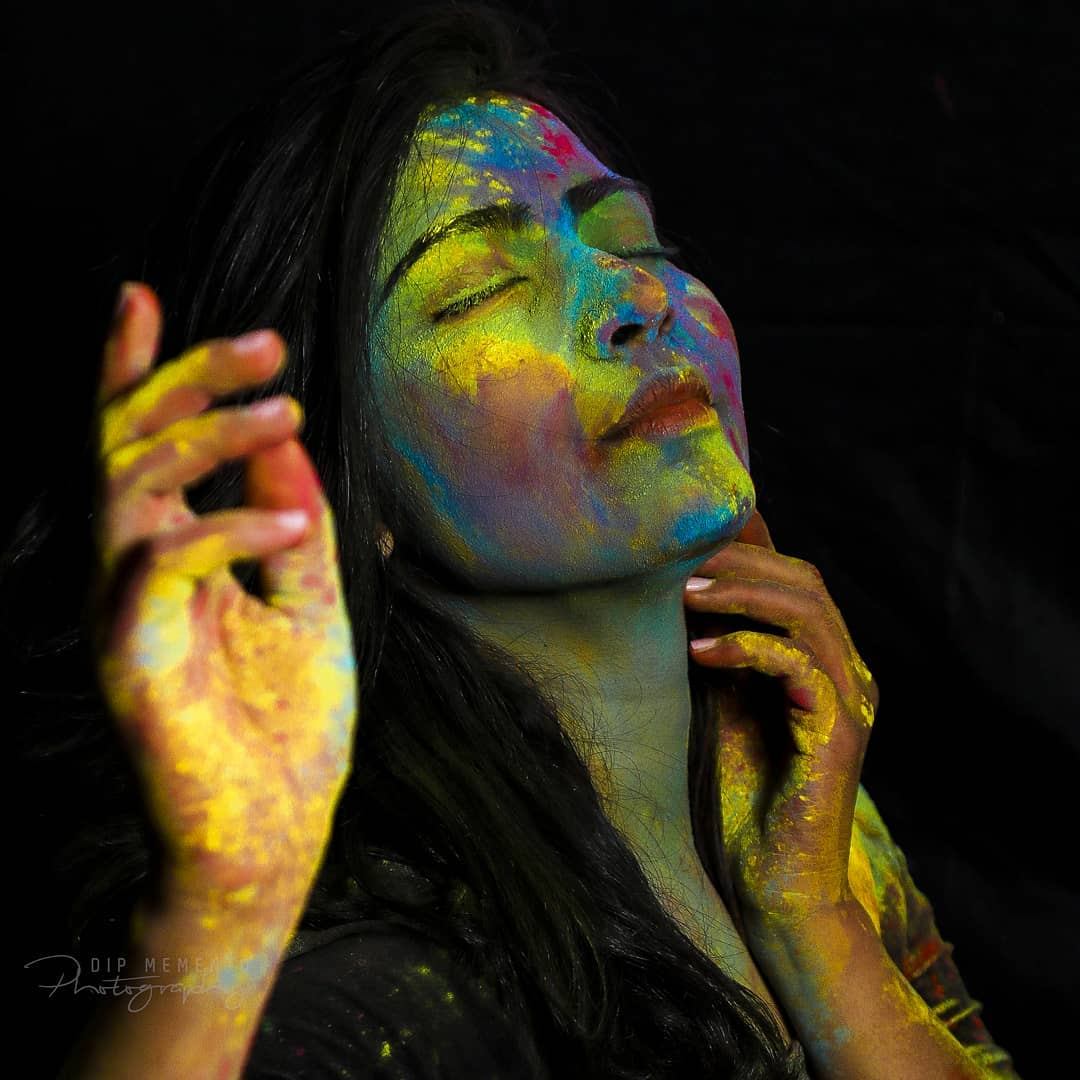 Get out your rainbow colors and make today beautiful... . . #holiconcept #concept #holishoot Face : @komalpatel_16  Shoot by : #dip_memento_photography #memento_photography @dip_memento_photography & @memento_photography  #holi  #color #holishoot #colursfestival#IndianFestival #indianculturee #indianpictures#ahmedabad #gandhinagar #bloggers #bloggerstyle#bloggerslife #indianblogger #indiaig #indian #indiangirl#fashionbloggers #fashionblog #ethnic #styleupindia#fashion #photography #model #fashionmodel #holifestival