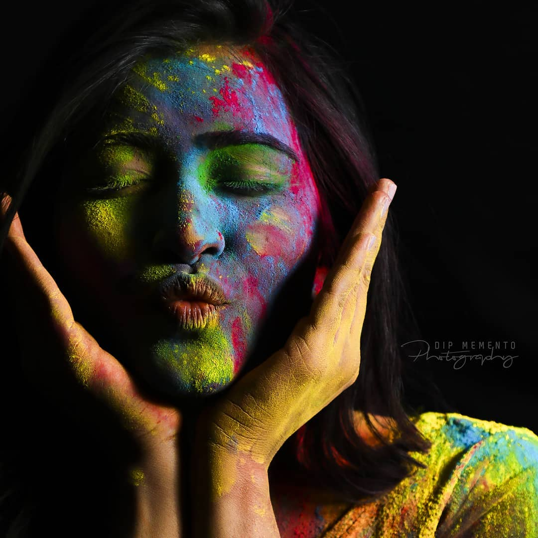 Be fearlessly Authentic! . . #holiconcept #concept #holishoot Face : @komalpatel_16  Shoot by : #dip_memento_photography #memento_photography @dip_memento_photography & @memento_photography  #holi  #color #holishoot #colursfestival#IndianFestival #indianculturee #indianpictures#ahmedabad #gandhinagar #bloggers #bloggerstyle#bloggerslife #indianblogger #indiaig #indian #indiangirl#fashionbloggers #fashionblog #ethnic #styleupindia#fashion #photography #model #fashionmodel #holifestival