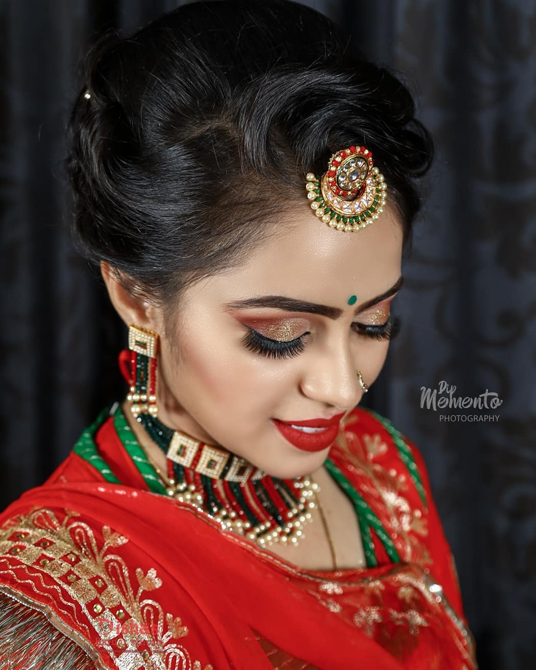 Makeup is powerful way to effectively  reveal something unique about your inner self.. . Marwadi Bride . . 📸@dip_memento_photography 💄@dishasbridalstudio . .  #brides #marwadibride #bridetobe #coolbrides #bigfatindianwedding #bridemakeup #indianwedding #photography #weddings #indianwedding #101 #dipmementophotography #9924227745 #loveformakeup #marwari #makeupartist #makeup #ahmedabad #candidportraits #indianbride #indianfashionblogger #marwadistyle #rajasthanibride #brides #funbrides . . @wedzo.in @indianstreetfashion @weddingz.in @indian_wedding_bliss @dulhaanddulhan @thebridesofindia @indianweddings @weddingdream @indianweddingbuzz @shaadisaga @zo_wed @desiclassybrides @weddingwireindia @indiagramwedding @shaadisaga @indian__wedding @thebridesofindia @weddingsutra @wedmegood @bridalaffairind @theweddingbrigade @weddingplz @weddingfables @indian_wedding_inspiration @eventilaindia @_punjabi_weddings