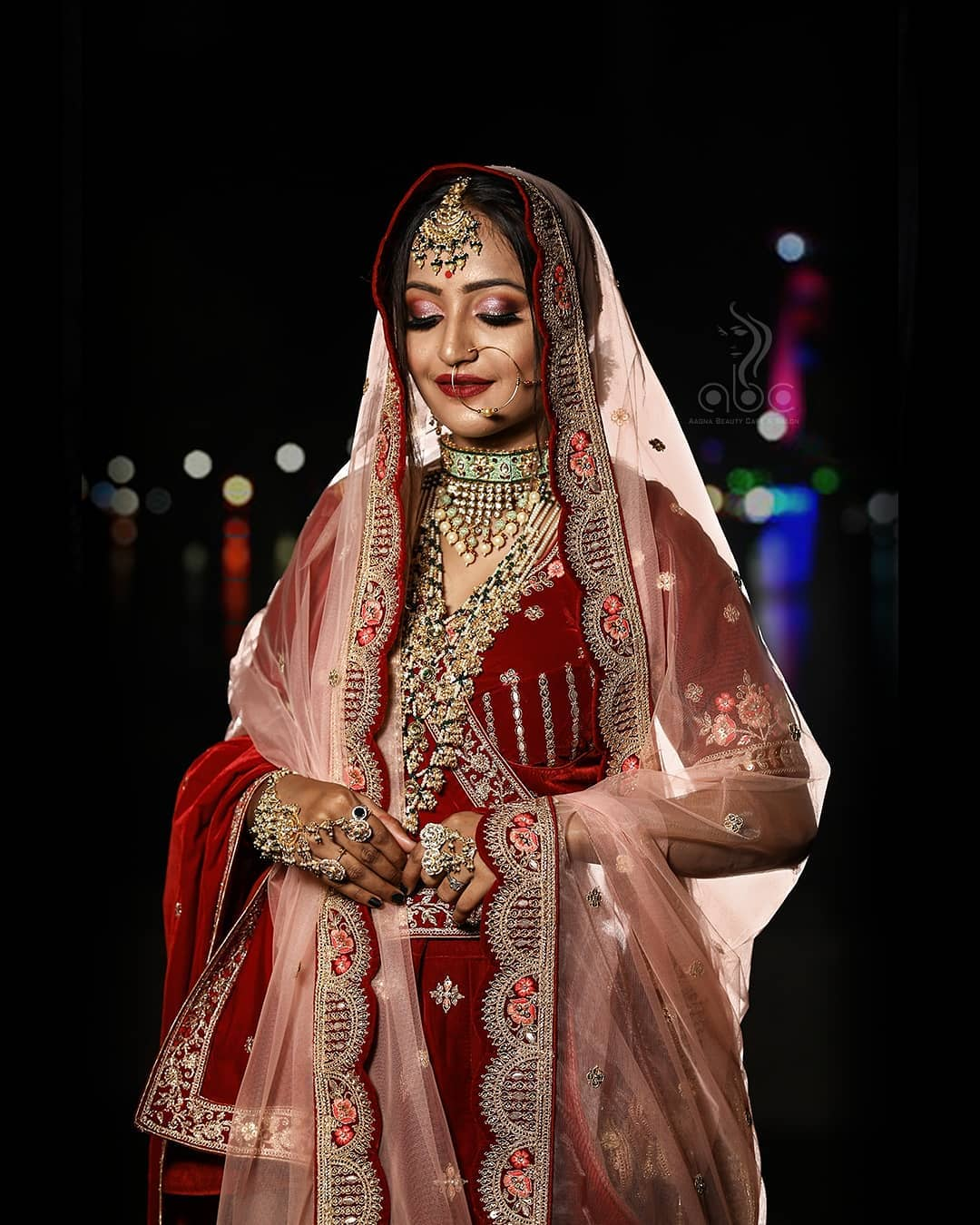 Makeup and Garment shoot.. . Makeover by @_aagna_beauty_care_ Tieup:  @studio_a_the_family_salon Click & Retouch by :@dip_memento_photography Assist: @ll_ii_mr.tendulkar_ii_ll Model : @highness.__99 Outfit: Eva Designers Support & help: @ashish.kotadiya.75 . . #beautiful#bride #dipmementophotography #beauty#9924227745#bridestyle#bridestory#wedding#weddingphotography#weddingdress#weddinginspiration#weddingideas#weddingphotographer#weddingdiaries#weddingbrigade#indianwedding#photography