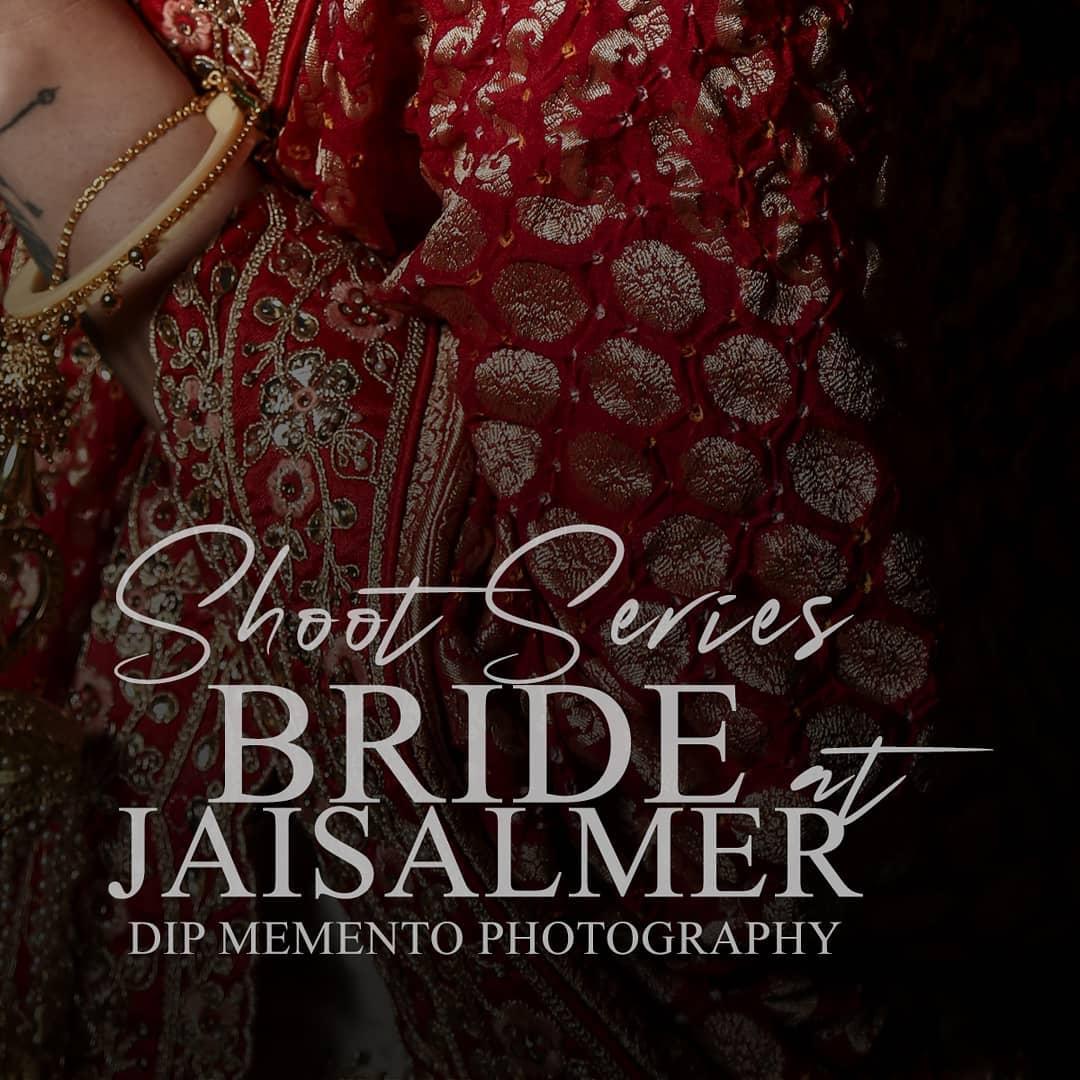 Shoot series:: BRIDE at J A I S A L M E R _._._._._._._._._._._._._._._._._._._._. PC 📸: @dip_memento_photography  MUA: @_aagna_beauty_care_  MUSE: @khushbu_07_trivedi Beautiful Outfit : Eva Designers Support & help: @ashish.kotadiya.75 Location: @pateldesertcamp (Jaisalmer) _._._._._._._._._._._._._._._._._._._._. All rights and credits reserved to the respective owner(s) . . . FASHION PHOTOGRAPHY FASHION PORTFOLIOS MODEL PHOTOGRAPHY DANCE PHOTOGRAPHY MAKEUP PHOTOGRAPHY DM FOR SHOOTS, COLLAB, PARTNERSHIP  #bridal #rajathan #jaisalmer  #9924227745 #beautiful #royalbride #photography #rajasthanbride #fashion  #garmentsphotography #portfolioshoots #bridalphotography  #makeupshoot #ahmedabad #vadodara #rajkot #royallook #dipmementophotography #modeling