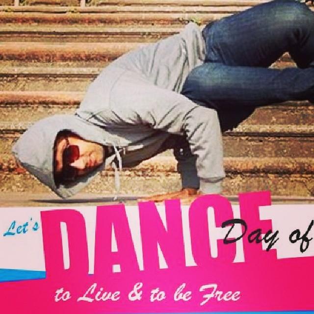 #Step into #Dance